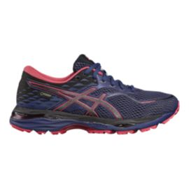 ASICS Women's Gel Cumulus 19 GTX Running Shoes - Purple/Black/Pink