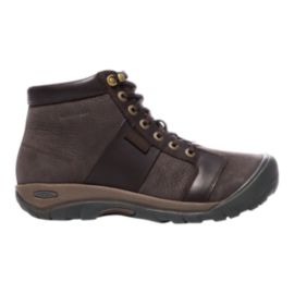 Keen Men's Austin Mid Waterproof Hiking Boots - Eiffel