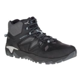 Merrell Men's All Out Blaze 2 Mid Waterproof Hiking Shoes - Black
