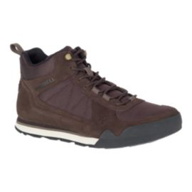 Merrell Men's Burnt Rock Tura Mid  Boots - Espresso