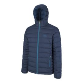 McKinley Men's Kenny Featherless Insulated Hooded Jacket