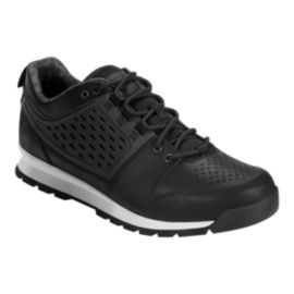 The North Face Men's Back to Berkeley Redux 88 Hiking Shoes - Black/White