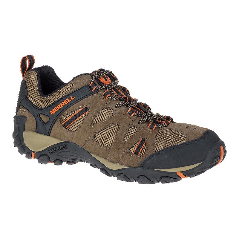 Merrell Men S Yokota Ascender Vent Hiking Shoes Canteen