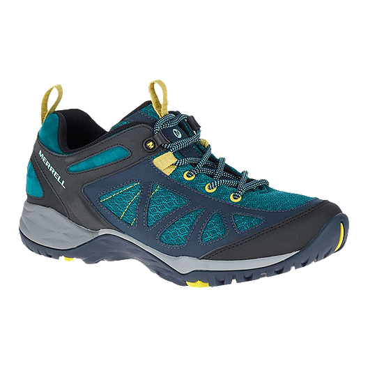 9b633386cf70 Merrell Women s Siren Sport Q2 Hiking Shoes - Spruce