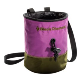 Black Diamond Mojo Repo Chalk Bag - Small Purple