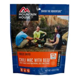 Mountain House Chili Mac and Beef