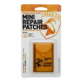 Gear Aid Tenacious Tape Mini Patches - Clear/Black