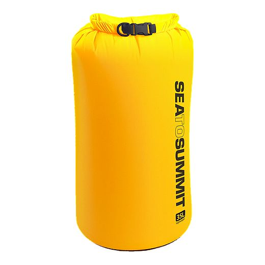 Sea To Summit Light Weight 35L Dry Sack - Yellow