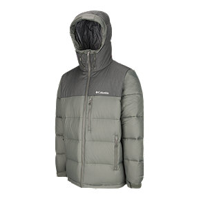 Columbia Men's Sylvan Lake 360 Turbo Down Omni-Heat Hooded Jacket