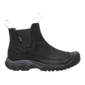 9e6c4bb1ee33 Keen Men s Anchorage III Waterproof Winter Boots - Black
