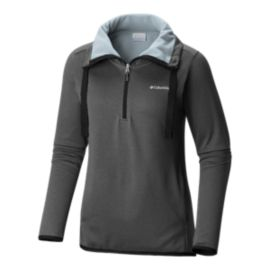 Columbia Women's Peak Ascend 1/2 Zip Jacket