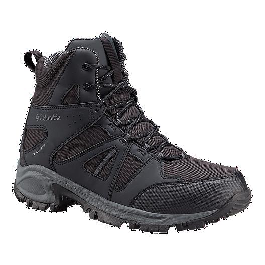 Columbia Men's Telluron Omniheat Winter Boots Black