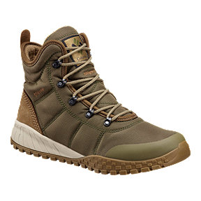 Columbia Men's Fairbanks Omni-Heat Boots - Nori