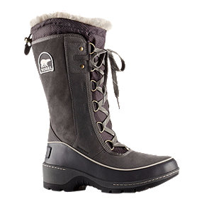 Sorel Women's Tivoli III Tall Winter Boots - Quarry/Cloud