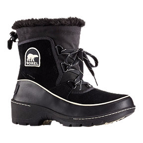 Sorel Women's Tivoli III Winter Boots - Black/Bisque