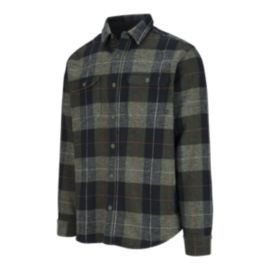 Mountain Hardwear Men's Walcott Long Sleeve Flannel Shirt