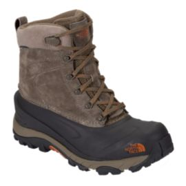 The North Face Men's Chilkat III Winter Boots - Mudpack/Bombay