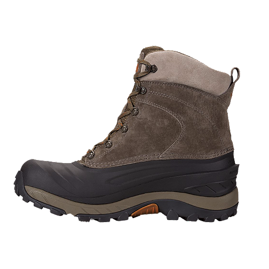 badd4b97770c The North Face Men s Chilkat III Winter Boots - Mudpack Bombay ...
