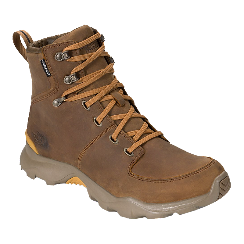 cb0fdb4d1 The North Face Men's Thermoball Versa Winter Boots - Bone/Tinsel