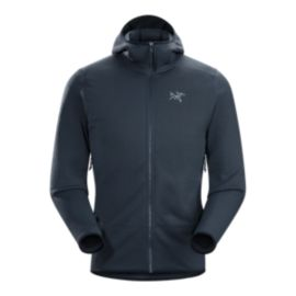 Arc'teryx Men's Kyanite Hoodie - Nighthawk