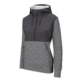 9d475b10737af The North Face Women s Tech Sherpa Pullover Hoodie