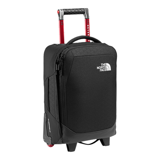 163bb4a26 The North Face Overhead 29L Wheeled Luggage - Black