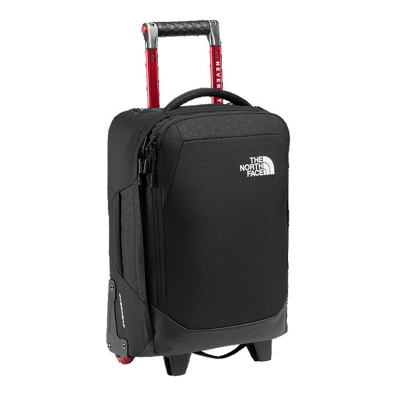 c22a80e3e The North Face Overhead 29L Wheeled Luggage - Black