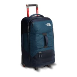 The North Face Longhaul 67L Wheeled Duffel Bag- Monterey Blue/Urban Navy