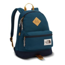 The North Face Youth Mini Berkeley 19L Day Pack - Monterey Blue