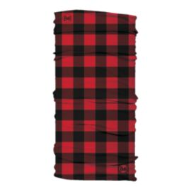 Buff Original Neck Tube - Red Plaid