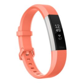 Fitbit Alta HR Activity Tracker - Coral Small