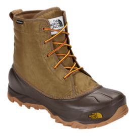The North Face Men's Tsumoru Winter Boots - Brown