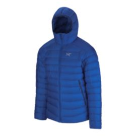 Arc'teryx Men's Cerium LT Down Hooded Jacket - Rigel