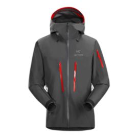 Arc'teryx Men's Alpha SV Gore-Tex Jacket - Pilot