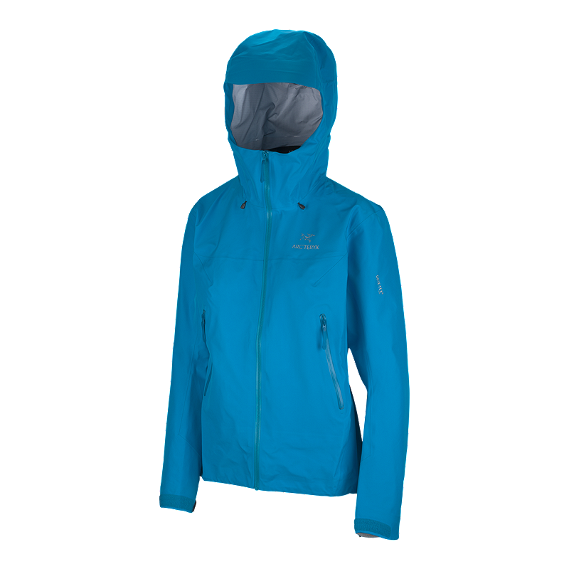 Arc'teryx Women's Beta LT Gore-Tex Jacket - Baja Blue ...