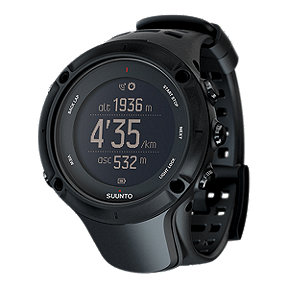 Suunto Ambit 3 Peak GPS Watch - Black