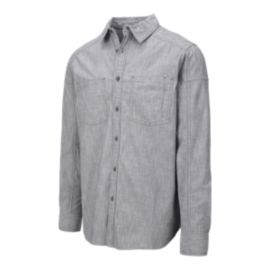 The North Face Men's Montgomery Utility Shirt - Asphalt