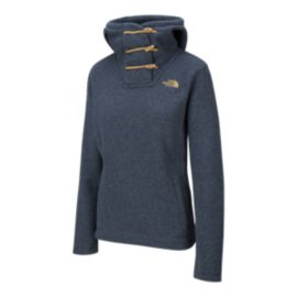 The North Face Women's Crescent Pullover Hoodie - Ink Blue