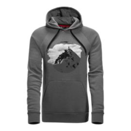The North Face Jimmy Chin Men's Pullover Hoodie - Medium Grey
