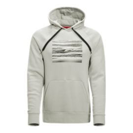 The North Face Jimmy Chin Men's Pullover Hoodie - High Rise Grey