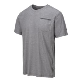 The North Face Men's FlashDry™ V-Neck T Shirt - Grey