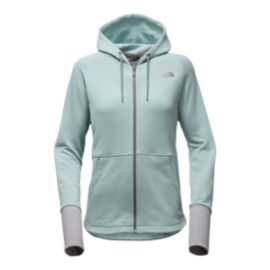 The North Face Women's EZ Full Zip Hoodie - Blue