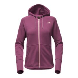 The North Face Women's EZ Full Zip Hoodie - Amaranth Purple