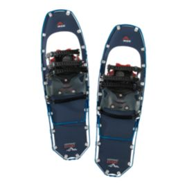 MSR Men's Lightning Ascent 25 inch Snowshoes - Cobalt Blue