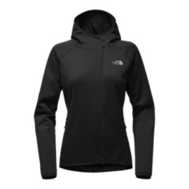 The North Face Women's Arcata Asymmetrical Hoodie - Black