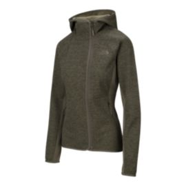The North Face Women's Arcata Asymmetrical Hoodie - Green