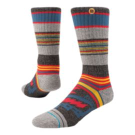 Stance Men's Adventure Timberline Outdoor Crew Socks
