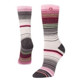 Stance Women's Adventure Blazing Outdoor Crew Socks