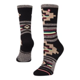 Stance Women's Adventure Fiver Outdoor Crew Socks