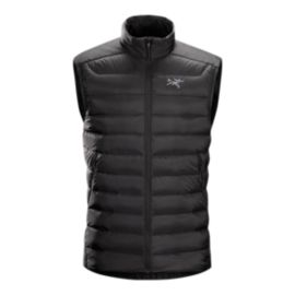 Arc'teryx Men's Cerium LT Down Vest - Black